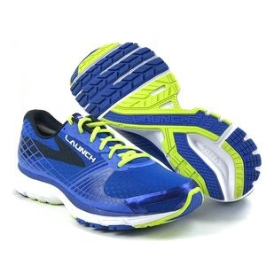Brooks Mens Launch 3 Running Shoes Size 11 M
